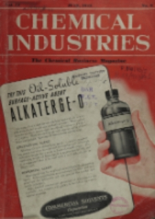 Chemical Industries. The Chemical Business Magazine, Vol. 52, No. 6