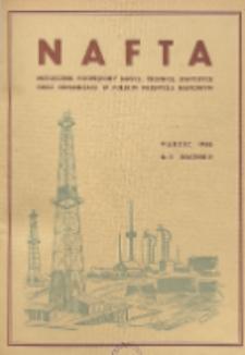 Nafta : miesięcznik poświęcony nauce, technice, statystyce oraz organizacji w polskim przemyśle naftowym, R. 2, Nr 3