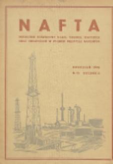 Nafta : miesięcznik poświęcony nauce, technice, statystyce oraz organizacji w polskim przemyśle naftowym, R. 2, Nr 12