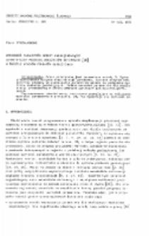 Zmienność parametrów metody uwzględniającej asymetryczny przebieg wskaźników deformacji [26] w świetle wyników pomiarów geodezyjnych
