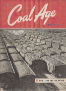 Coal Age : devoted to the operating, technical and business problems of the coal-mining industry, Vol. 52, No. 2