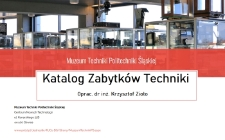 Katalog Zabytków Techniki. Dział 1, Przyrządy pomiarowe