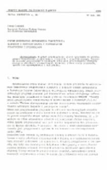 System komputerowo wspomaganego projektowania elementów i zespołów maszyn z zastosowaniem dydaktycznym i przemysłowym