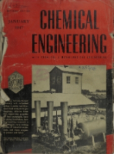 Chemical Engineering, Vol. 54, No. 1