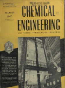 Chemical Engineering, Vol. 54, No. 3
