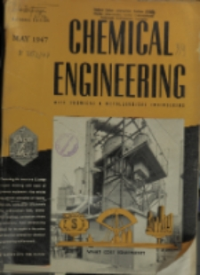 Chemical Engineering, Vol. 54, No. 5
