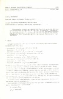 Analiza celowości zastosowania wentylatorów merydionalnych w górniczej wentylacji pomocniczej
