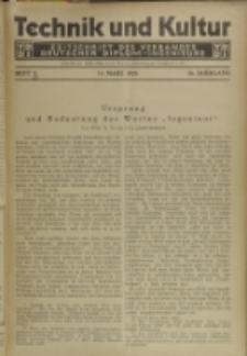 Technik und Kultur : Zeitschrift des Verbandes Deutscher Diplom-Ingenieure, Jg.16, H. 3