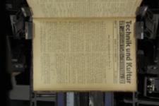 Technik und Kultur : Zeitschrift des Verbandes Deutscher Diplom-Ingenieure, Jg.16, H. 10