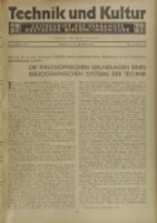 Technik und Kultur : Zeitschrift des Verbandes Deutscher Diplom-Ingenieure, Jg. 22, Nr 3