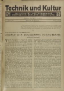 Technik und Kultur : Zeitschrift des Verbandes Deutscher Diplom-Ingenieure, Jg. 22, Nr 5
