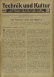 Technik und Kultur : Zeitschrift des Verbandes Deutscher Diplom-Ingenieure, Jg. 22, Nr 9