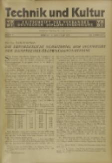 Technik und Kultur : Zeitschrift des Verbandes Deutscher Diplom-Ingenieure, Jg. 20, H. 2