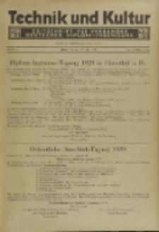 Technik und Kultur : Zeitschrift des Verbandes Deutscher Diplom-Ingenieure, Jg. 20, H. 4