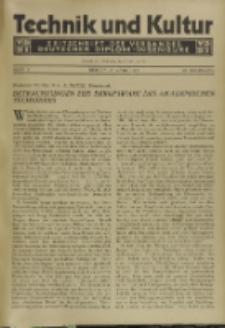 Technik und Kultur : Zeitschrift des Verbandes Deutscher Diplom-Ingenieure, Jg. 20, H. 3