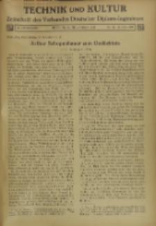Technik und Kultur : Zeitschrift des Verbandes Deutscher Diplom-Ingenieure, Jg. 26, Nr 11