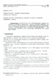 Kryteria wymiany i modernizacji urządzeń kotłowych w przemyśle chemicznym i lekkim