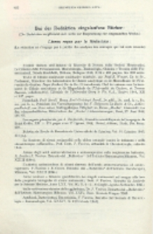 Helvetica Chimica Acta, Vol. 30, Fasc. 2