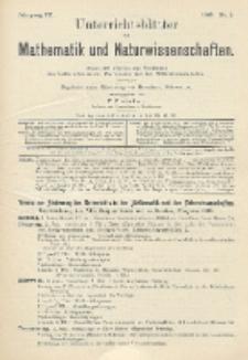 Unterrichtsblätter für Mathematik und Naturwissenschaften, Jg. 9, No. 2