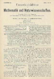 Unterrichtsblätter für Mathematik und Naturwissenschaften, Jg. 9, No. 3