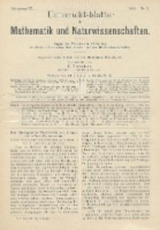 Unterrichtsblätter für Mathematik und Naturwissenschaften, Jg. 9, No. 5