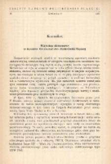 Komunikat : mikroskop elektronowy w Katedrze Metaloznawstwa Politechniki Śląskiej