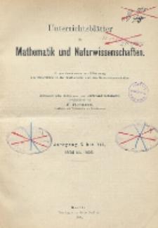Inhalts - Verzeichnis. Jg. X bis XII., 1904 bis 1906