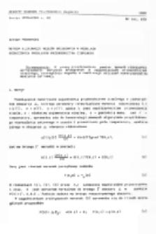 Metoda eliminacji węzłów brzegowych w modelach różnicowych problemów przewodnictwa cieplnego