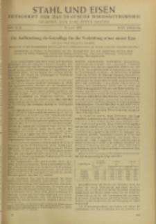 Stahl und Eisen, Jg. 66/67, Heft 13/14