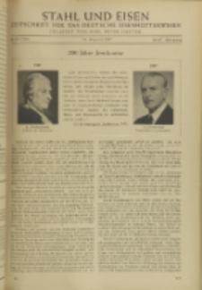 Stahl und Eisen, Jg. 66/67, Heft 17/18