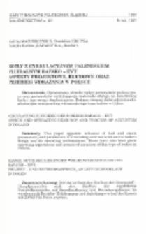 Kotły z cyrkulacyjnym paleniskiem fluidalnym RAFAKO-EVT. Aspekty projektowe, ruchowe oraz przebieg wdrażania w Polsce