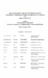 Jubileuszowy zjazd wychowanków Wydziału Mechanicznego Energetycznego (...)