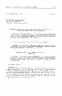Analiza dynamiczna wirników śrubowych oparta na metodzie elementów skończonych