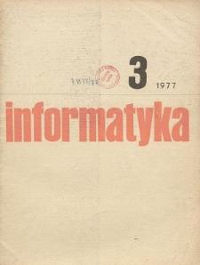 Informatyka Nr 3
