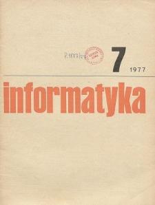 Informatyka Nr 7