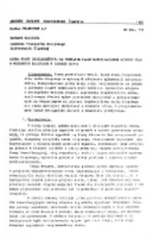 Ocena stanu bezpieczeństwa na wybranym ciągu komunikacyjnym Katowic oraz w wybranych miejscach w obrębie GOP-u