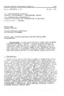 Metoda oceny wytrzymałościowej wirników wentylatorów promieniowych
