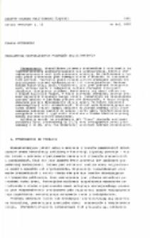 Modelowanie niepublicznych przewozów obligatoryjnych