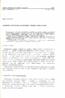 Zagadnienie rozszerzenia loglanowskich zasobów symulacyjnych