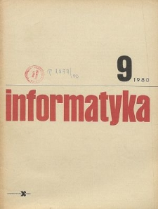 Informatyka Nr 9