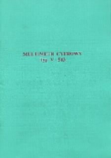 Multimetr cyfrowy : Typ V-543