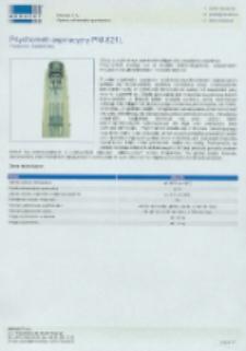 Psychometr aspiracyjny PM-821L