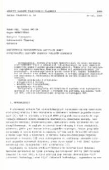 Zastosowanie mikrokomputera IBM-PC do oceny wytrzymałości zestawów kołowych pojazdów szynowych