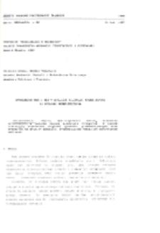 Sprzężenie MES i MEB w analizie filtracji przez zaporę na podłożu przepuszczalnym