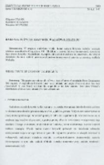 Badania zużycia krzywek wałków rozrządu