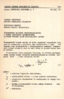 Zastosowanie rachunku prawdopodobieństwa i teorii statystyki matematycznej do oceny wyników badań wytrzymałości betonu