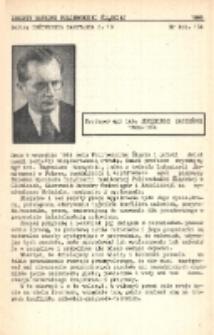Profesor mgr inz. Eugeniusz Zaczyński 1899-1964