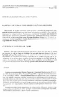 Badania certyfikacyjne obręczy kół kolejowych