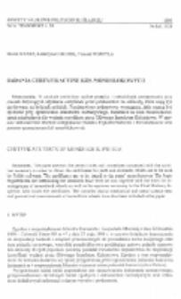 Badania certyfikacyjne kół monoblokowych