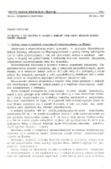 Działania i zamierzenia w zakresie poprawy gospodarki wodno-ściekowej rejonu Gliwice